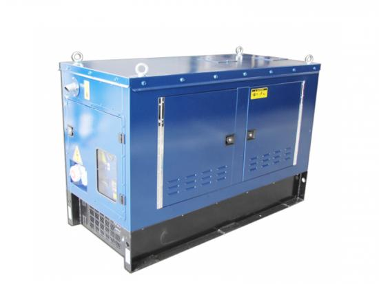 Reefer Container Silent Genset